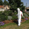 Pulvéridsateur Dorsal Sprayer entretien espaces verts