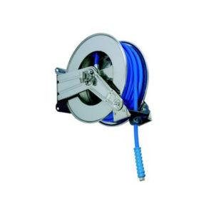 Enrouleur automatique inox 35m Hyraulique