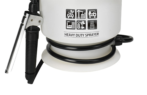 Enrouleur tuyau pulvérsateur à pression préalable IK 6L