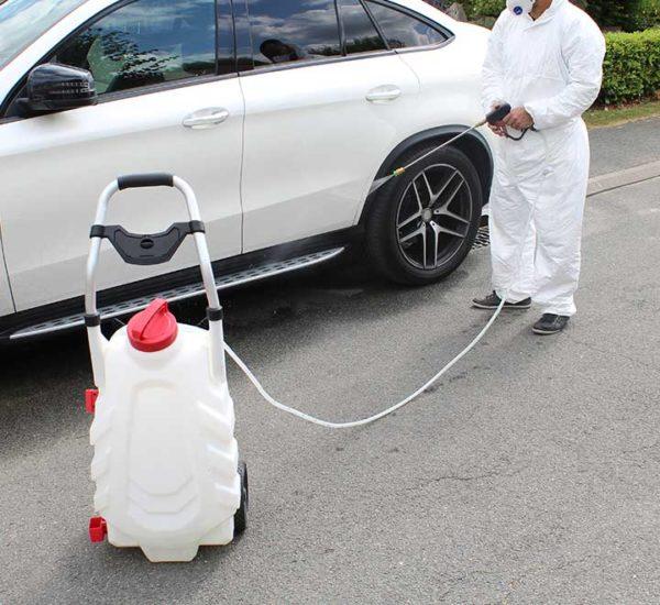 Nettoyage auto pulvérisateur pour voiture Pro Sprayer