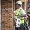 Nettoyage bâtiment pulvérisateur à pression préalable Ik6