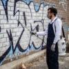 Nettoyage graffitis pulvérisateur Ik 6L