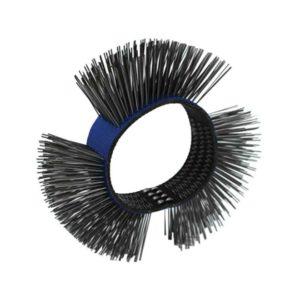 Brosse droite inox Brosseuses pneumatiques