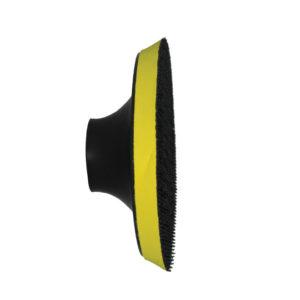 Plateau porte velcro diam Ø 120mm pour polisseuses circulaires