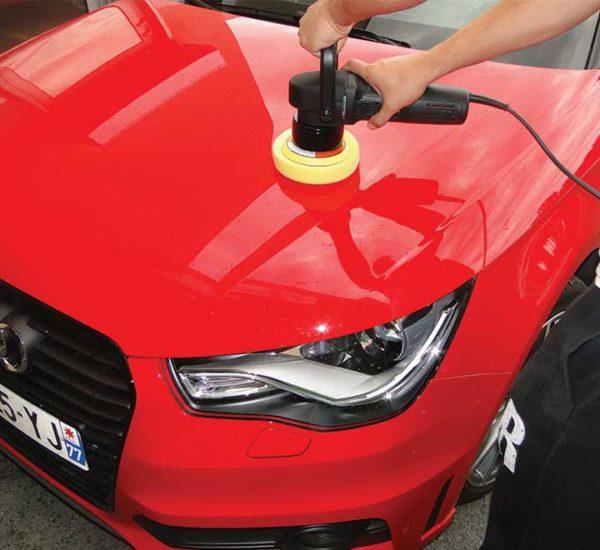 Polissage automobile - Polisseuse électrique et roto-orbitale DAS 6 PRO