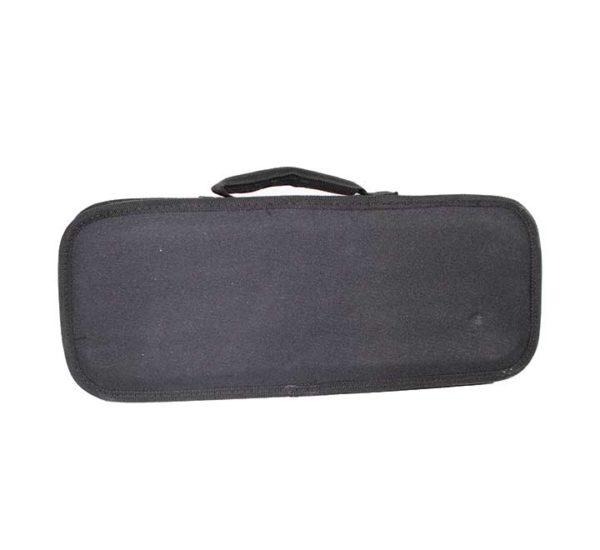 Saccoche tissu polisseuse à batterie rechargeable