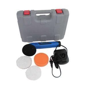 Valise polisseuse à batterie rechargeable - Polisseuse Autonome