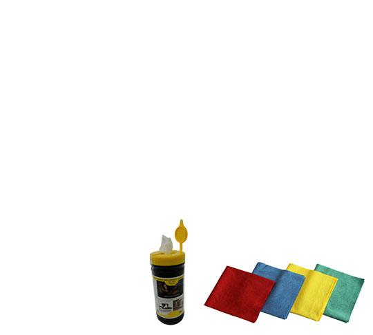 Lingettes & Microfibres 4B DISTRIB