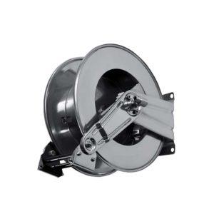 Enrouleur hydraulique sans tuyau